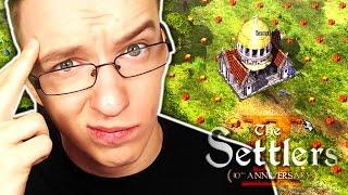 WALKA O ZŁOŻA ZŁOTA! | THE SETTLERS II #01