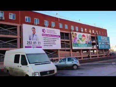 УФМС в Краснодаре находится на автопарковке