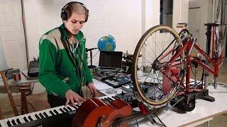 Jacque(s) - Phonochose #1 : Live-looping à l'Amour