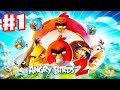 Angry birds 2 funny moment