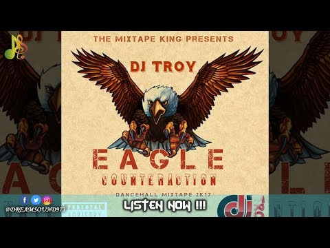 DJ Troy   Eagle Counteraction Dancehall Mixtape 2017