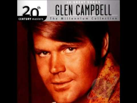 Glen Campbell  For Cryin Out Loud