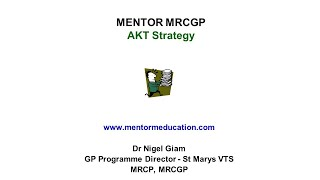 MENTOR AKT STRATEGY PRESENTATION 2021