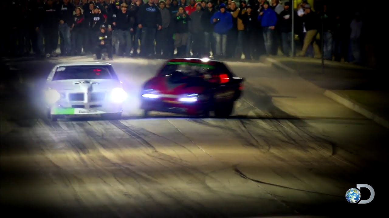 Behind the Crash: Big Chief & The Crow | Street Outlaws - YouTube