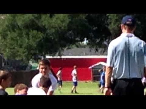 2015 New Orleans Trip / Manning Passing Academy