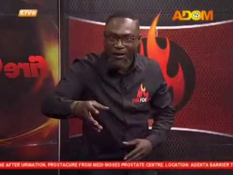 Fire 4 Fire on Adom TV (6-7-17)