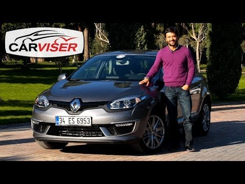 Renault Megane Test Sr Review English subtitled