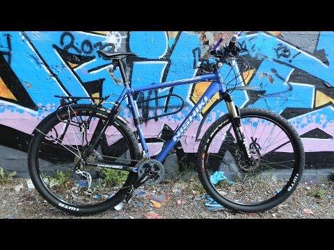 "NISHIKI Bigfoot 29""er mtb bike"
