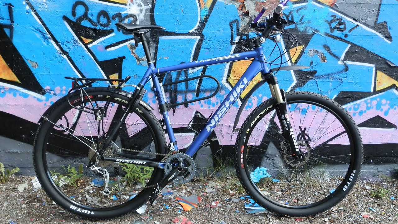 Nishiki Bigfoot 29 Er Mtb Bike Youtube