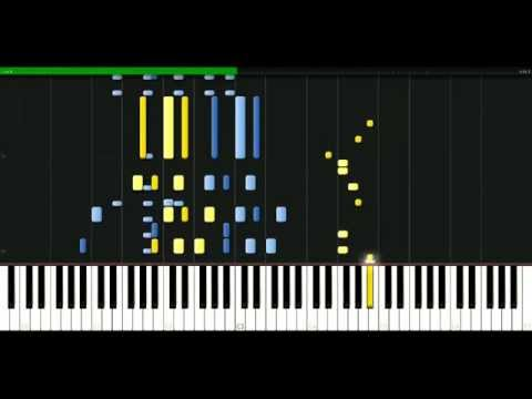 MGMT - Electric feel [Piano Tutorial] Synthesia | passkeypiano