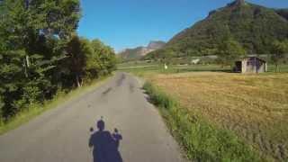 À la frontière des Alpes de Hautes Provence et des Hautes Alpes...
