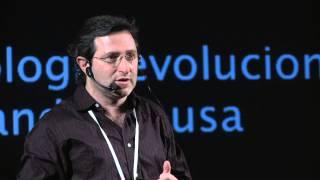 Saber, sentir y usar. De la ciencia a la innovación: Darío Codner at TEDxRioLimay