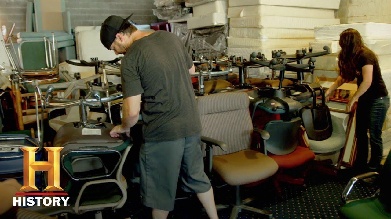 Download Detroit Steel: Bonus - Furniture Store Visit   History