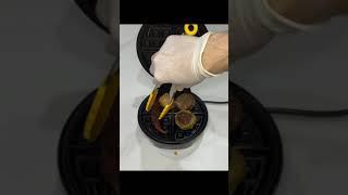 Waffle Iron Vs Yong Tou Foo 와플…