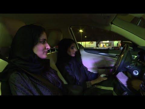 Reactions as Saudi Arabia prepares to lift women's driving ban