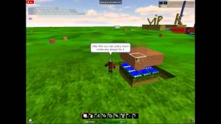 Roblox How to make a rocket/firework.