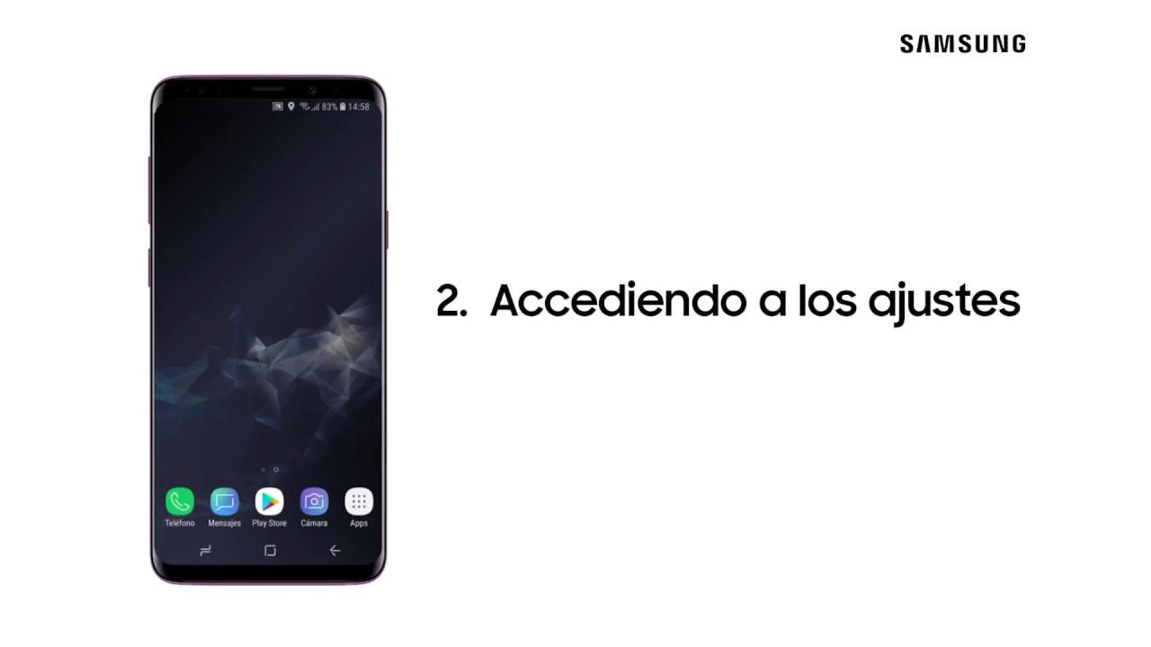 Galaxy S9 I S9+ ¿Dónde encontrar el IMEI de tu dispositivo?