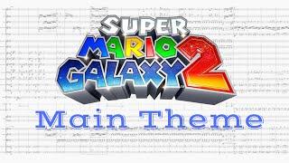 Super Mario Galaxy 2: Main Theme // Cover