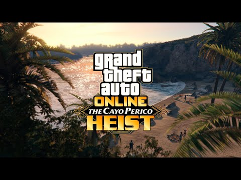 The Cayo Perico Heist: Coming December 15 to GTA Online
