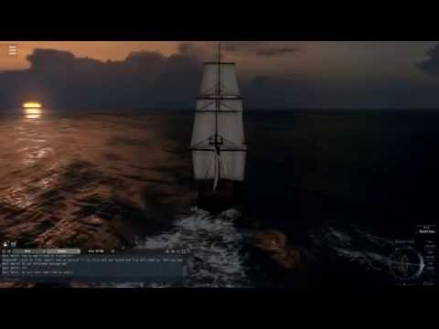 Naval Action: Sailing in the Open World