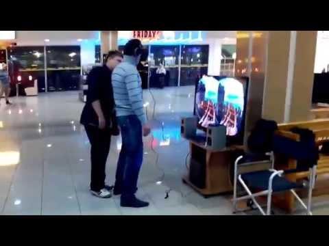 Pegadinha com Oculus Rift Realidade Virtual