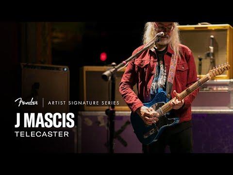 J Mascis and Dinosaur Jr. | Fender Signature Sessions | Fender