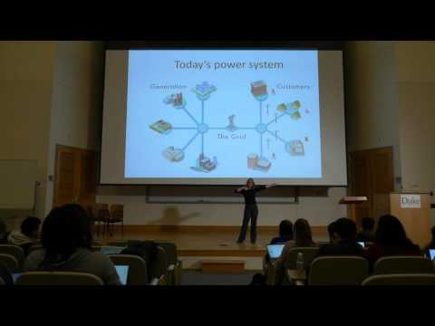 "Lynne Kiesling ""Regulation and Innovation: The Case of Electricity"" Guest Lecture in POLSCI 145"