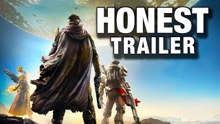 DESTINY (Honest Game Trailers) thumbnail