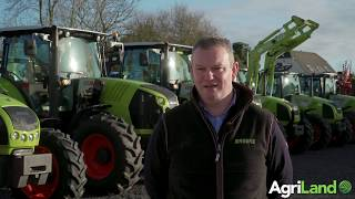 'It's not easy running a farm machinery dealership; there are big costs'