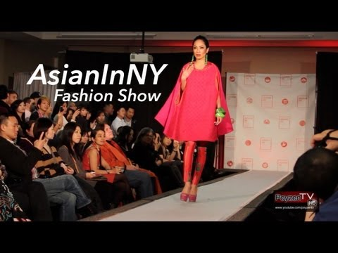 AsianInNY Fashion Show - at the New York Law School