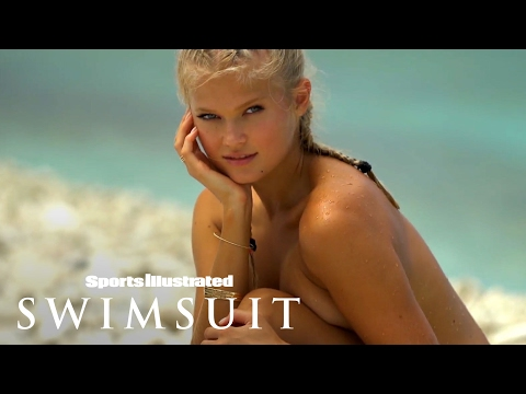 Vita Sidorkina Gets Ready To Dive Deep | Intimates | Sports Illustrated Swimsuit