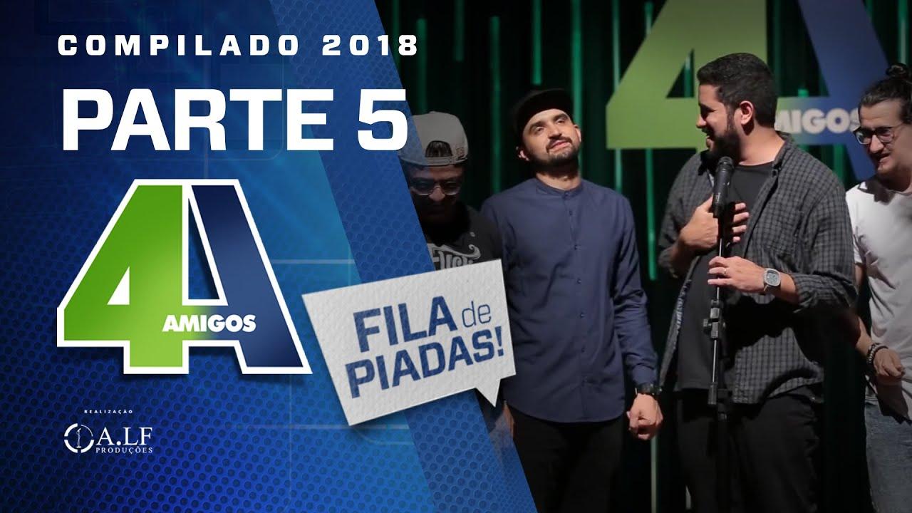 COMPILADO FILA DE PIADAS - 2018 - #5