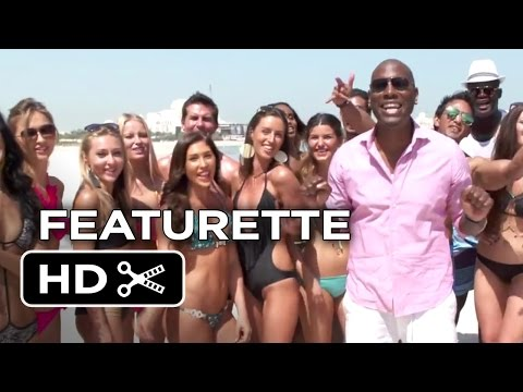 Furious 7 Featurette - Abu Dhabi (2015) - Tyrese Gibson, Dwayne Johnson Movie HD