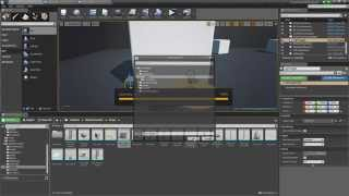 Unreal Engine 4. Blueprint. Урок 7 - Взаимодействие между Blueprint объектами.