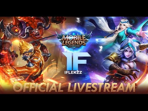 Mobile Legends: Special Guest for WEEK 1 Live Stream iFlekzz