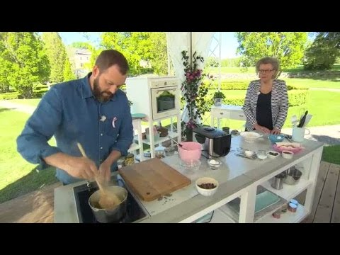 Johans och Birgittas bakskola: Så bakar du churros - Hela Sverige Bakar (TV4)