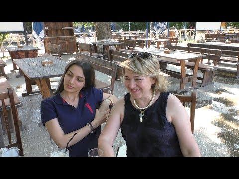 Yerevan, 26.08.18,, Su, Video-2, (на рус.), Вернисаж, встреча.