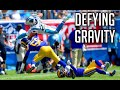 """NFL """"Defying Gravity"""" Moments 