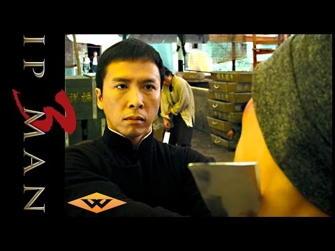Martial Arts: IP MAN 3 (2016) Wing Chun Lesson 3 - Butterfly Knives & the Dragon Pole