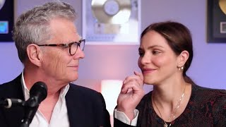 Katharine McPhee Foster & David Foster - Somewhere over the rainbow @ CAC Gala (11 April 2021)