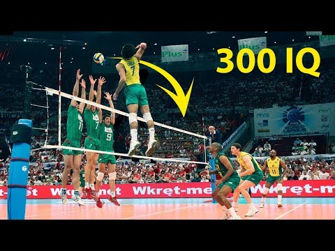 300 IQ Volleyball 3rd Meter Spikes