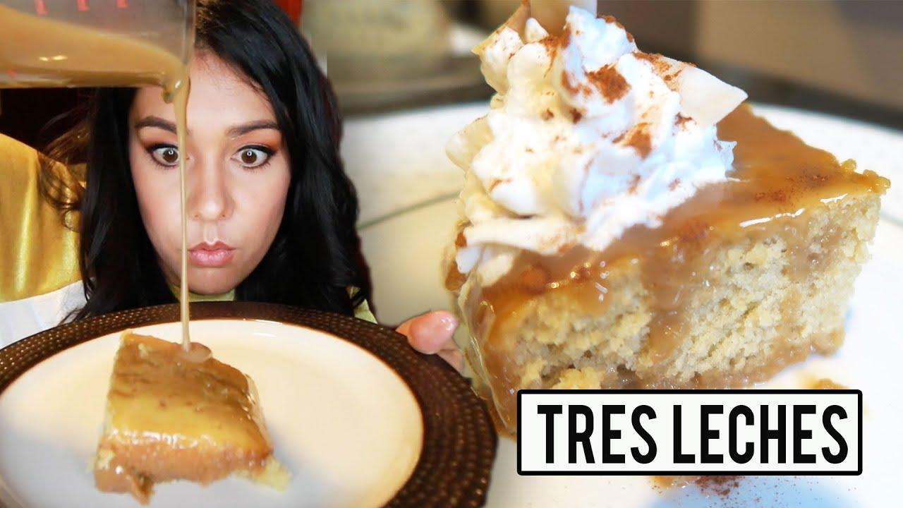 Vegan Tres Leches Via Thug Kitchen Tasty Tuesday Youtube