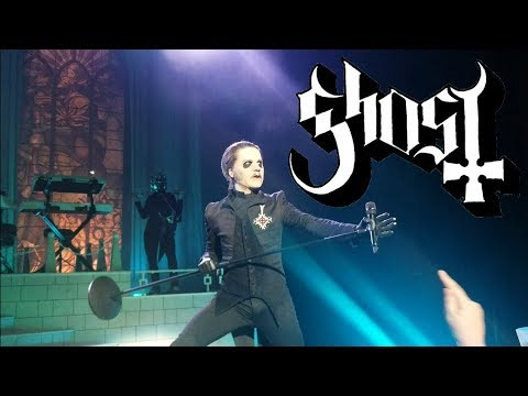 Ghost - Ashes/Rats (Live @The Fillmore Miami 11/24/18)