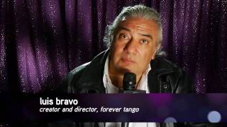 Forever Tango on Dancing With The Stars -  Backstage