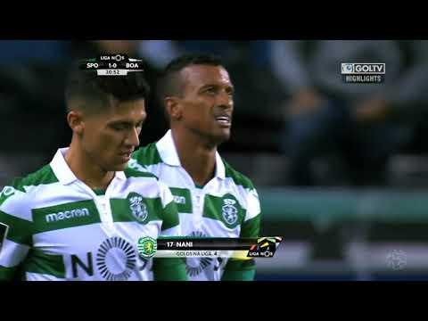 Sporting Lisboa 3:0 Boavista