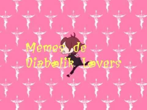 Memes de Diabolik Lovers (#1)