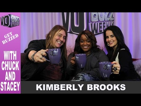 Kimberly Brooks PT1 - Voice of Ashley Williams in Mass Effect - Voice Over Success! EP 140