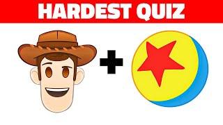 WORLDS HARDEST QUIZ VS my Friends (Emojis)