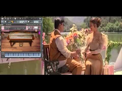 Jeans Movie Theme Piano Instrumental Tamil