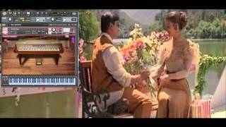 Jeans Movie Theme Piano Instrumental : Telugu / Tamil
